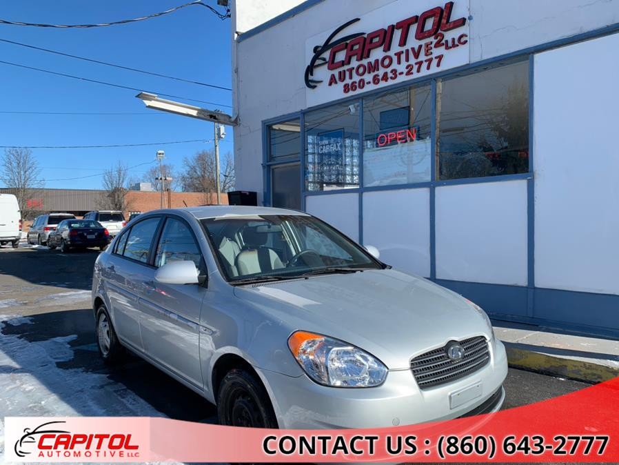 Used 2007 Hyundai Accent in Manchester, Connecticut | Capitol Automotive 2 LLC. Manchester, Connecticut