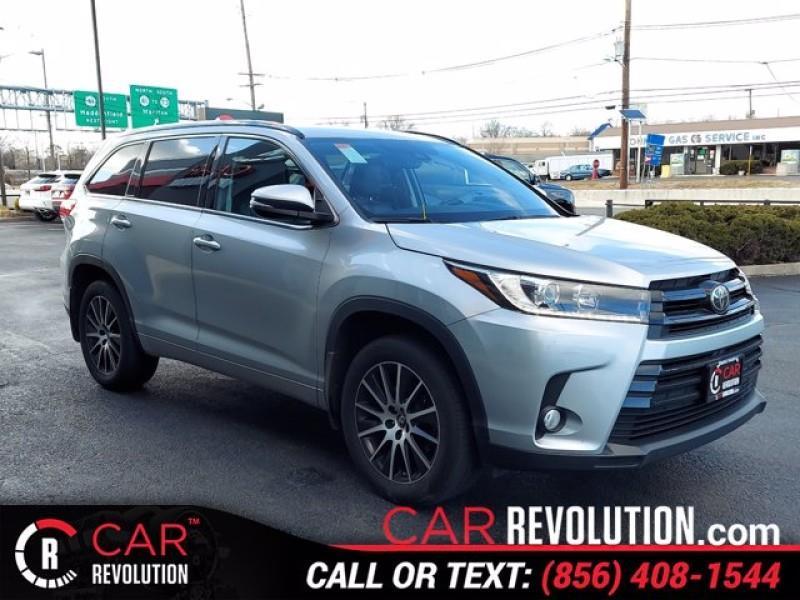 Used Toyota Highlander SE 2017 | Car Revolution. Maple Shade, New Jersey