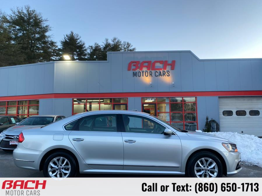 Used Volkswagen Passat 4dr Sdn 1.8T Auto SE 2016 | Bach Motor Cars. Canton , Connecticut