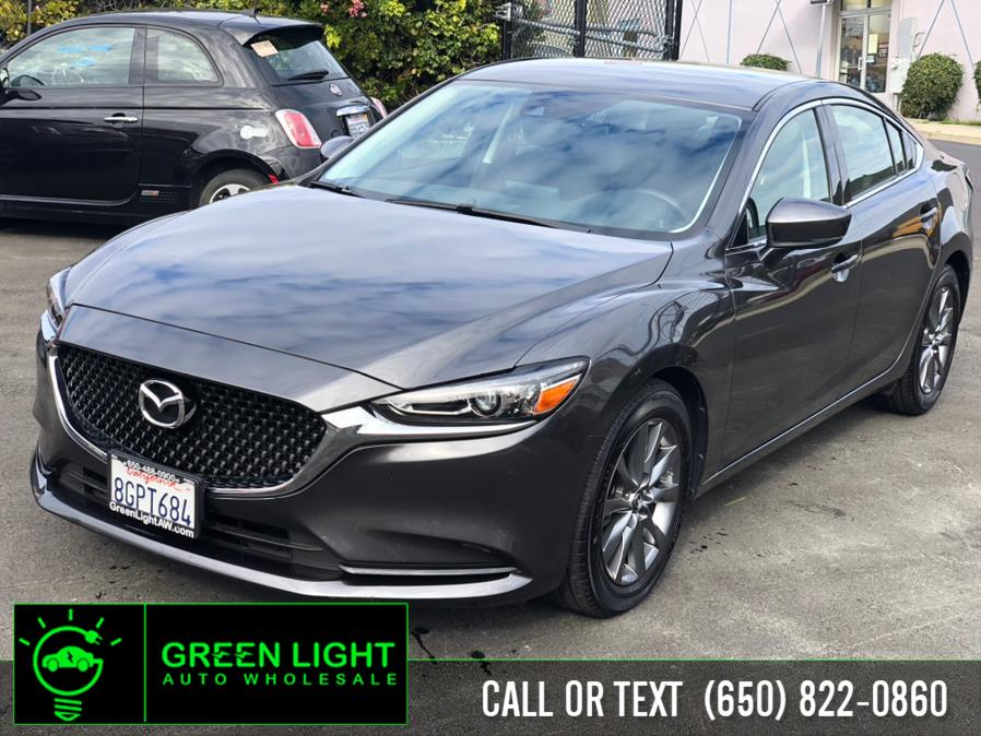 Used 2018 Mazda Mazda6 in Daly City, California | Green Light Auto Wholesale. Daly City, California