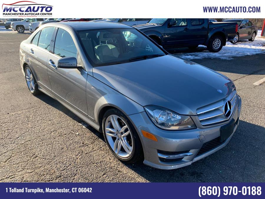 Used 2012 Mercedes-Benz C-Class in Manchester, Connecticut | Manchester Autocar Center. Manchester, Connecticut