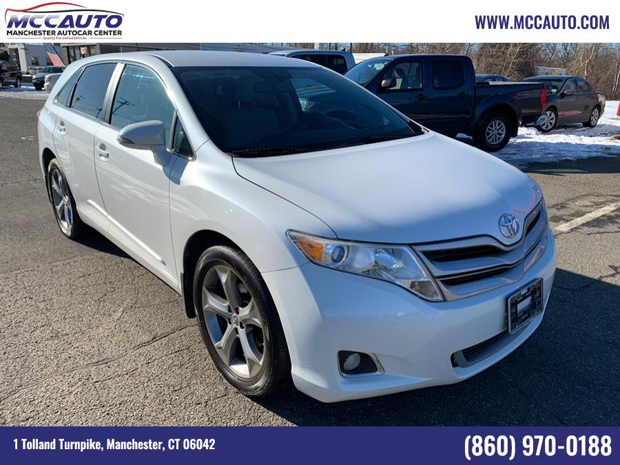 Used 2014 Toyota Venza in Manchester, Connecticut | Manchester Autocar Center. Manchester, Connecticut