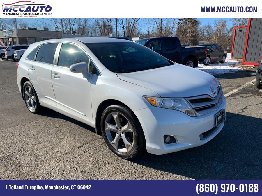 Used Toyota Venza 4dr Wgn V6 AWD LE (Natl) 2014 | Manchester Autocar Center. Manchester, Connecticut
