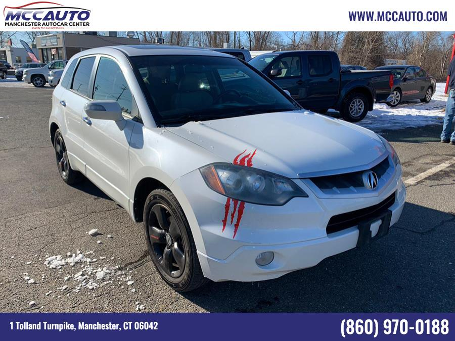Used 2008 Acura RDX in Manchester, Connecticut | Manchester Autocar Center. Manchester, Connecticut