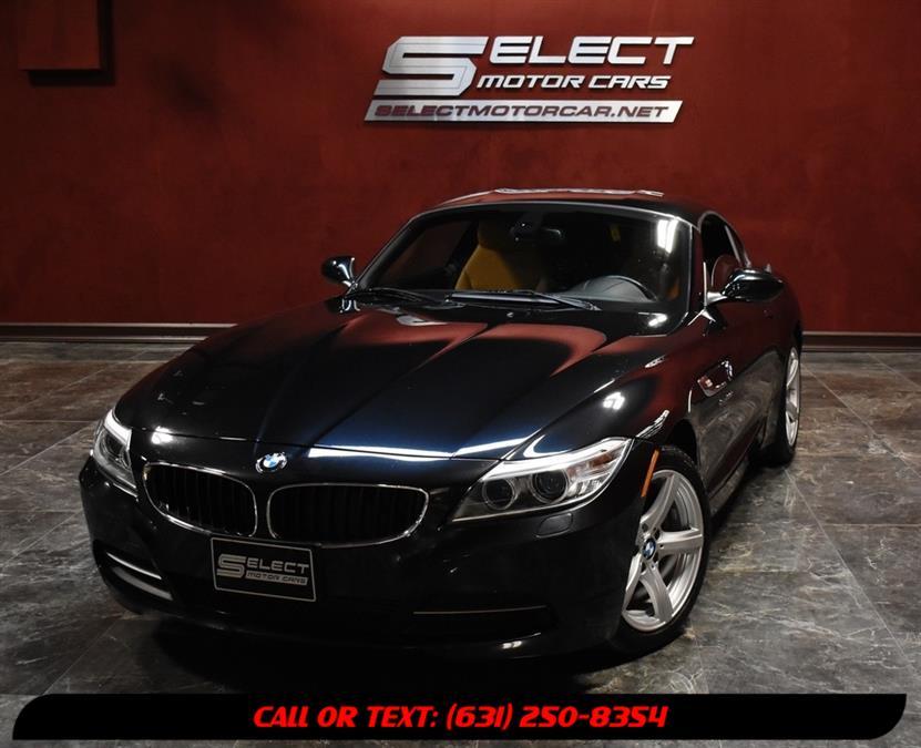 Used 2015 BMW Z4 in Deer Park, New York | Select Motor Cars. Deer Park, New York