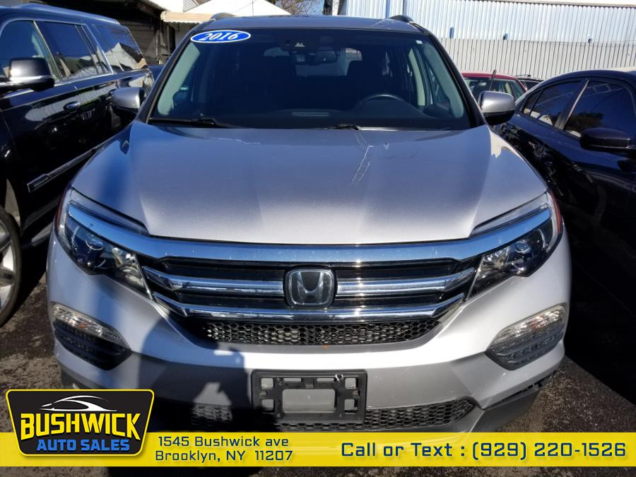 Used 2016 Honda Pilot in Brooklyn, New York | Bushwick Auto Sales LLC. Brooklyn, New York