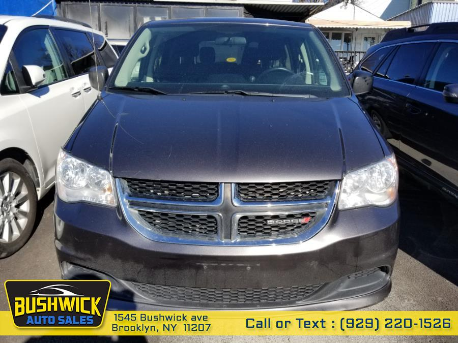 Used 2015 Dodge Grand Caravan in Brooklyn, New York | Bushwick Auto Sales LLC. Brooklyn, New York