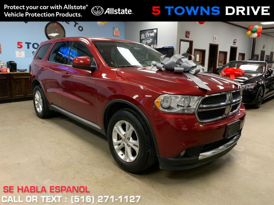 Used Dodge Durango AWD 4dr SXT 2013 | 5 Towns Drive. Inwood, New York