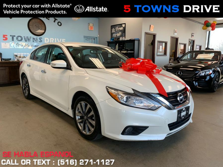 Used Nissan Altima 2.5 SL Sedan 2017 | 5 Towns Drive. Inwood, New York