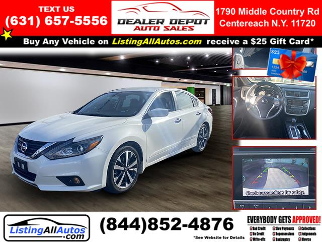 Used 2017 Nissan Altima in Patchogue, New York | www.ListingAllAutos.com. Patchogue, New York
