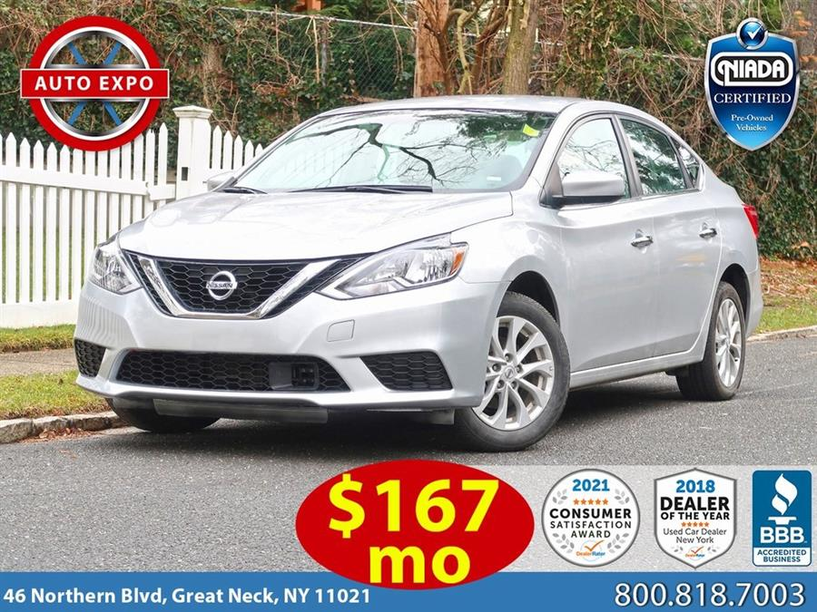 Used Nissan Sentra  2019 | Auto Expo Ent Inc.. Great Neck, New York