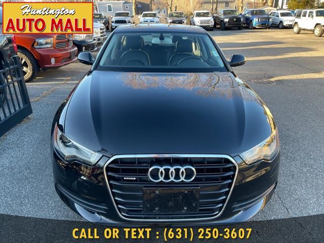 Used Audi A6 4dr Sdn quattro 3.0T Premium Plus 2013 | Huntington Auto Mall. Huntington Station, New York