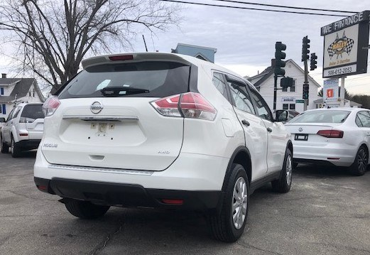 Used Nissan Rogue AWD 4dr S 2016 | Rally Motor Sports. Worcester, Massachusetts