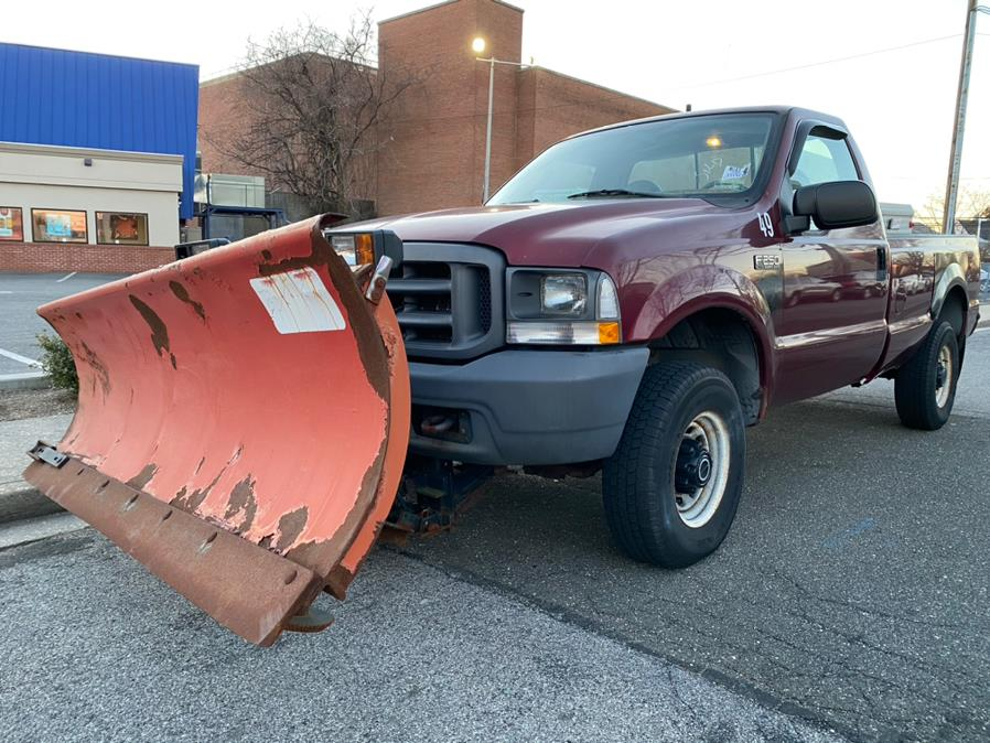 "Used Ford Super Duty F-250 Reg Cab 137"" XL 4WD 2004 