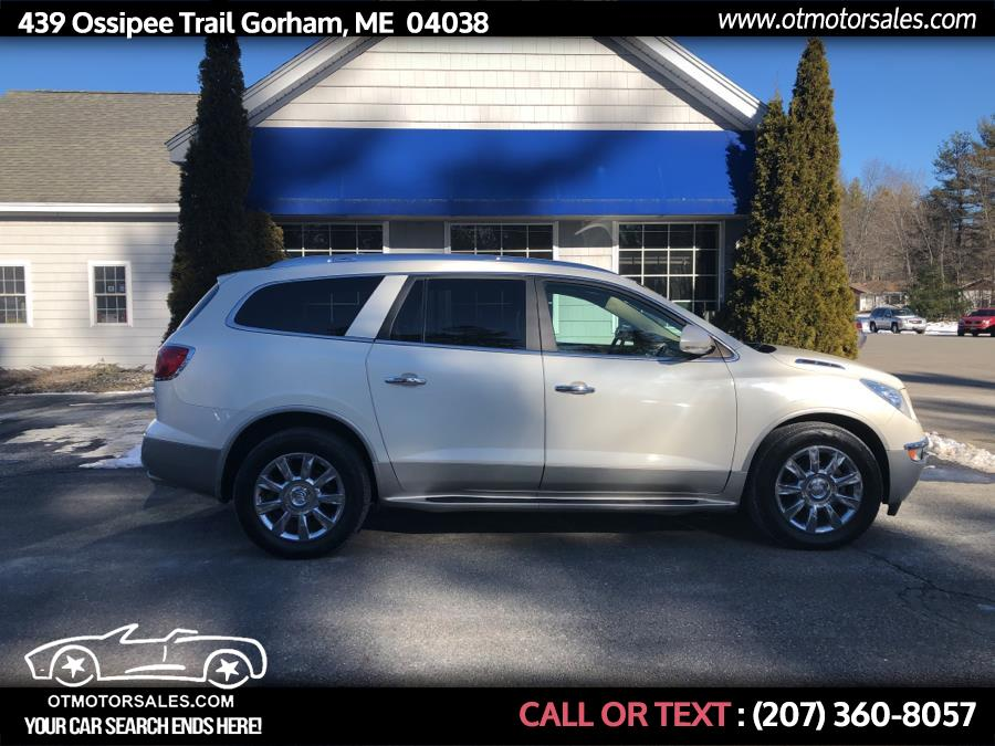 Used Buick Enclave AWD 4dr Leather 2012 | Ossipee Trail Motor Sales. Gorham, Maine