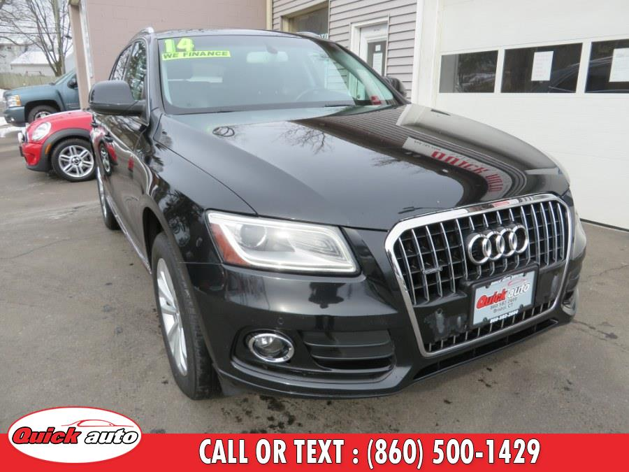 Used 2014 Audi Q5 in Bristol, Connecticut | Quick Auto LLC. Bristol, Connecticut