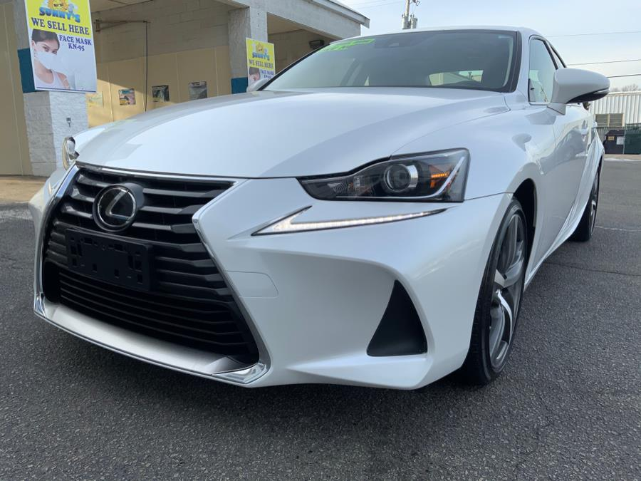 Used Lexus IS IS 300 AWD 2017 | Capital Lease and Finance. Brockton, Massachusetts