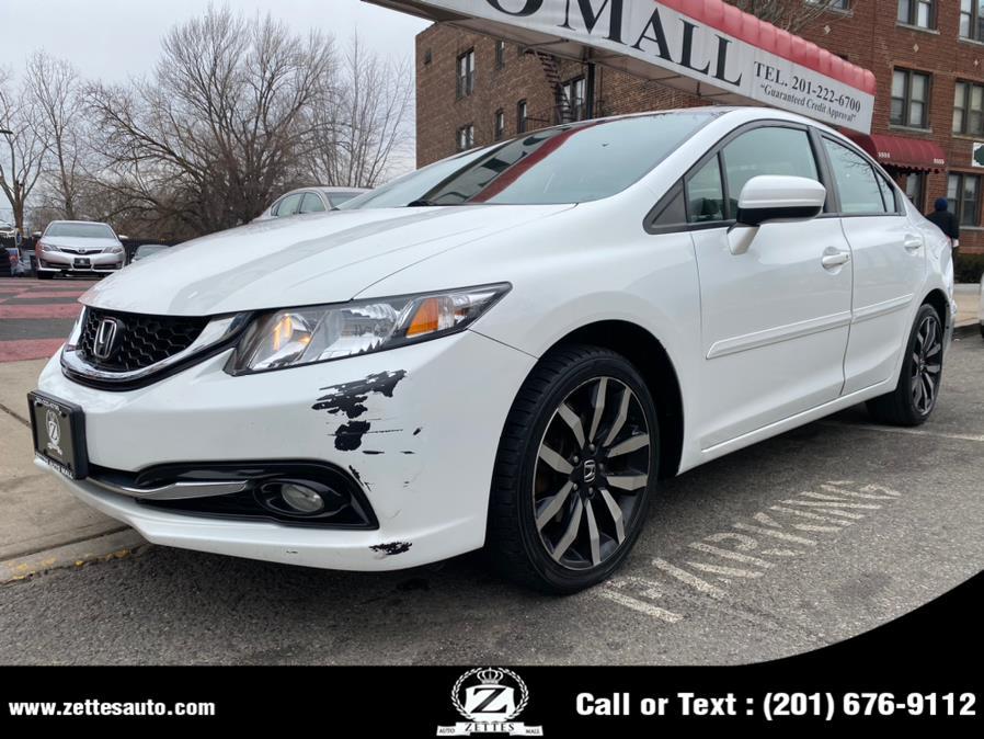 Used 2014 Honda Civic Sedan in Jersey City, New Jersey | Zettes Auto Mall. Jersey City, New Jersey