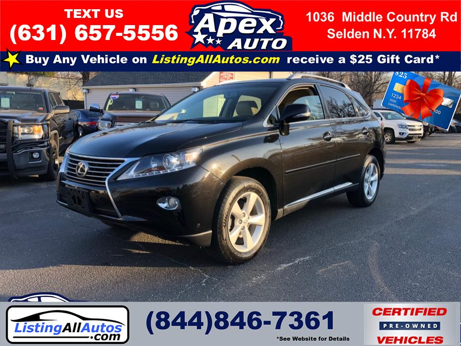 Used Lexus RX 350 AWD 4dr 2013 | www.ListingAllAutos.com. Patchogue, New York