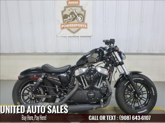 Used Harley Davidson Forty Eight  2018 | United Auto Sale. Newark, New Jersey