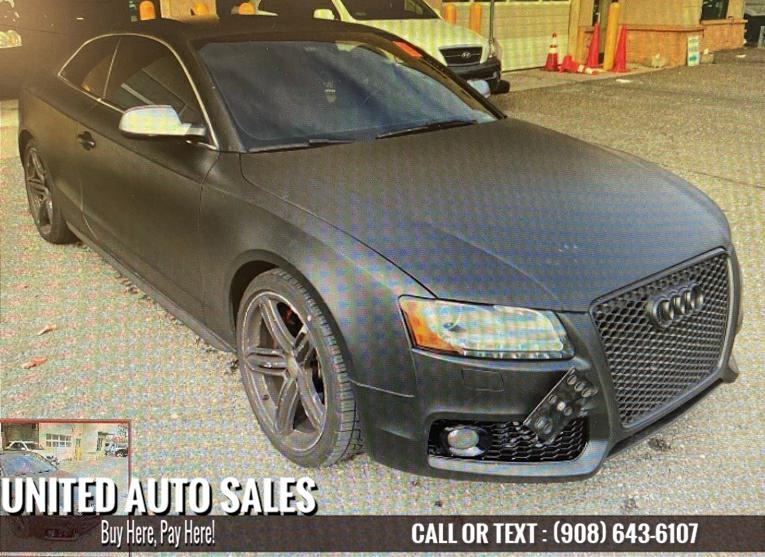 Used Audi S5 PREMIUM PLUS 2010 | United Auto Sale. Newark, New Jersey
