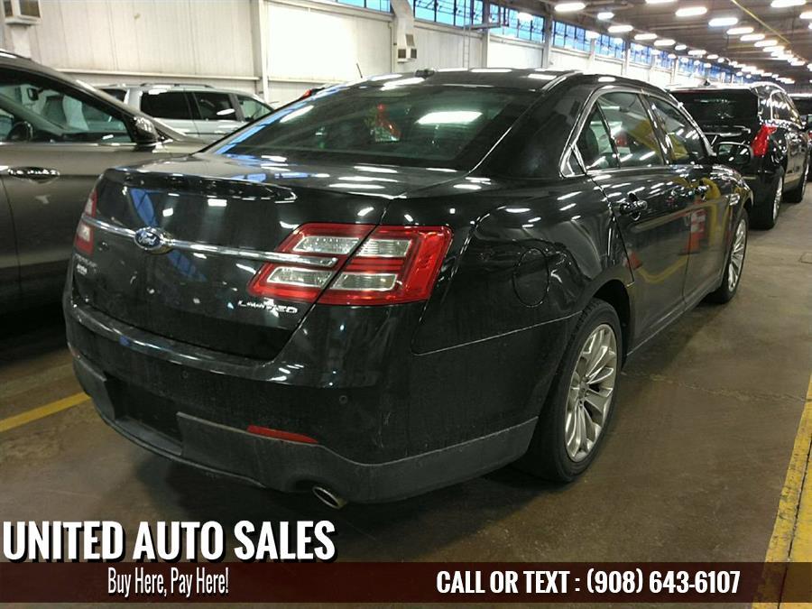 Used Ford Taurus LIMITED 2013 | United Auto Sale. Newark, New Jersey