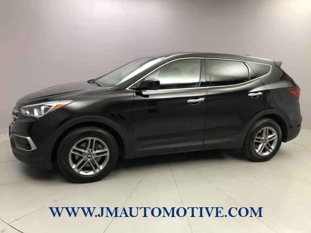 Used 2017 Hyundai Santa Fe Sport in Naugatuck, Connecticut | J&M Automotive Sls&Svc LLC. Naugatuck, Connecticut