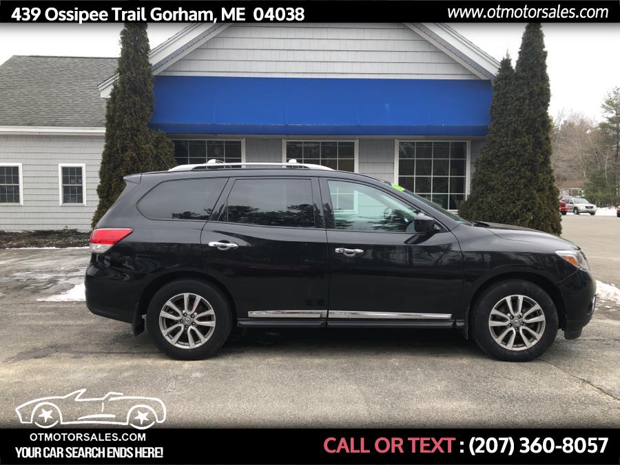 Used Nissan Pathfinder 4WD 4dr S *Ltd Avail* 2015   Ossipee Trail Motor Sales. Gorham, Maine