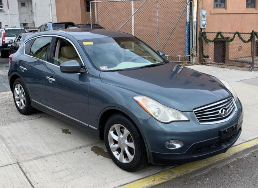 Used 2008 Infiniti EX35 in Paterson, New Jersey | Joshy Auto Sales. Paterson, New Jersey