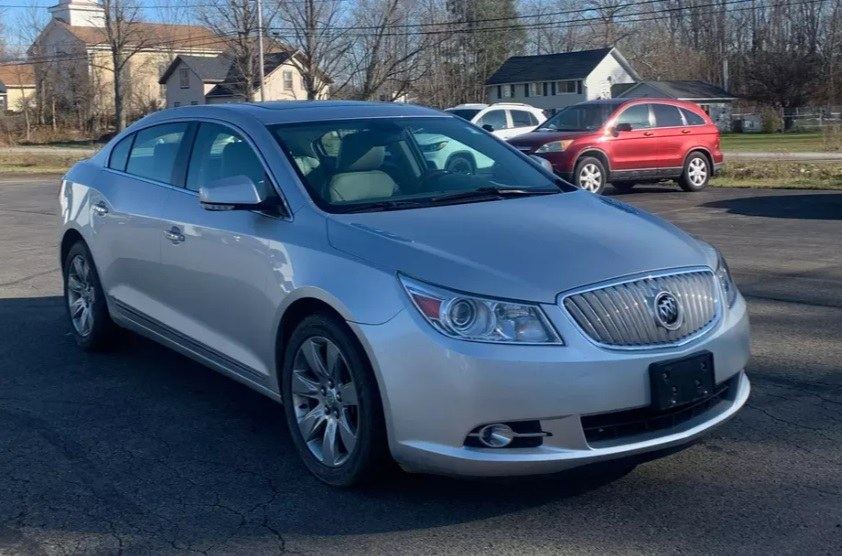 Used 2011 Buick LaCrosse in Paterson, New Jersey | Joshy Auto Sales. Paterson, New Jersey