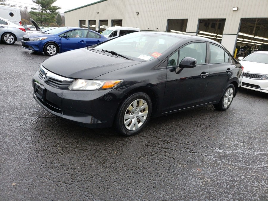 Used 2012 Honda Civic Sdn in Paterson, New Jersey | Joshy Auto Sales. Paterson, New Jersey