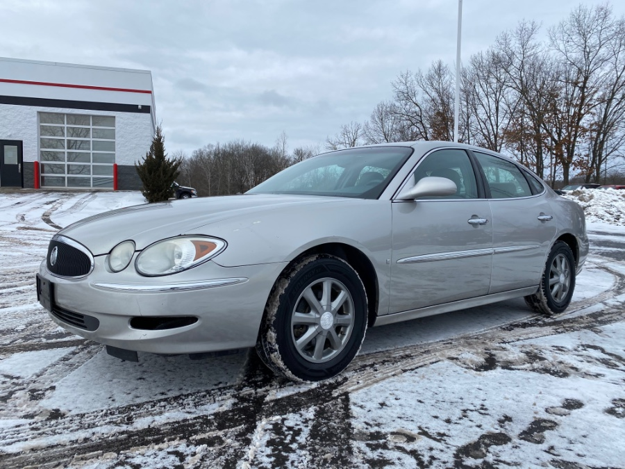 Used Buick LaCrosse 4dr Sdn CXL 2007 | Marsh Auto Sales LLC. Ortonville, Michigan