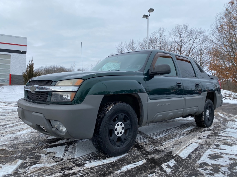 "Used Chevrolet Avalanche 1500 5dr Crew Cab 130"" WB 4WD 2002 