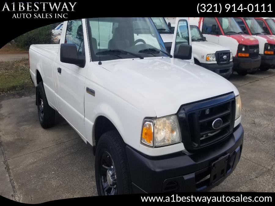 Used 2008 Ford Ranger XL LONG BED in Melbourne , Florida | A1 Bestway Auto Sales Inc.. Melbourne , Florida