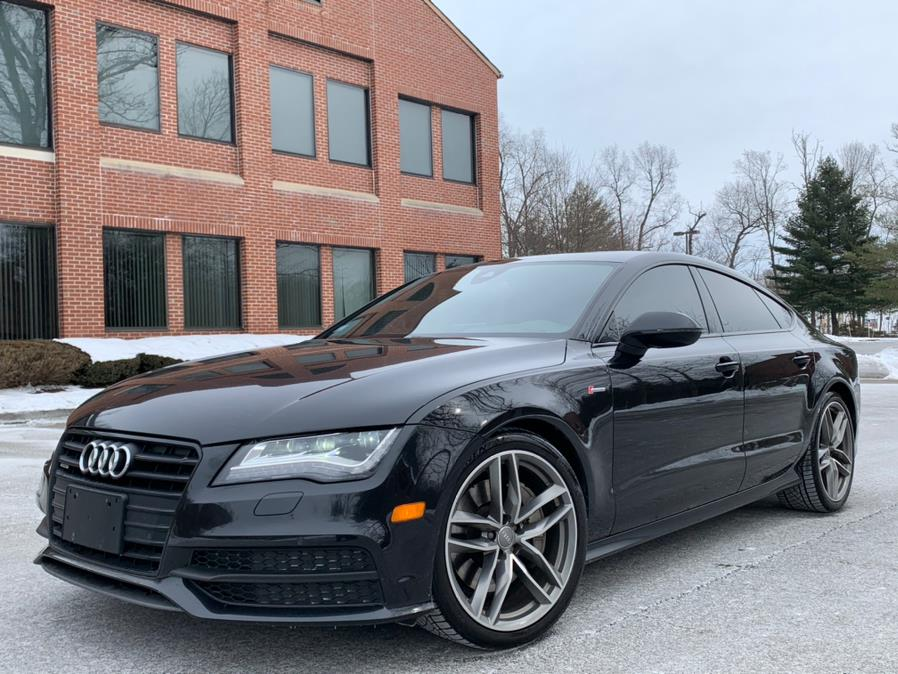 Used 2015 Audi A7 in Bristol , Connecticut | Riverside Auto Center LLC. Bristol , Connecticut