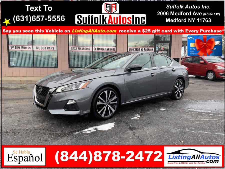 Used Nissan Altima 2.5 SR Sedan 2020 | www.ListingAllAutos.com. Patchogue, New York