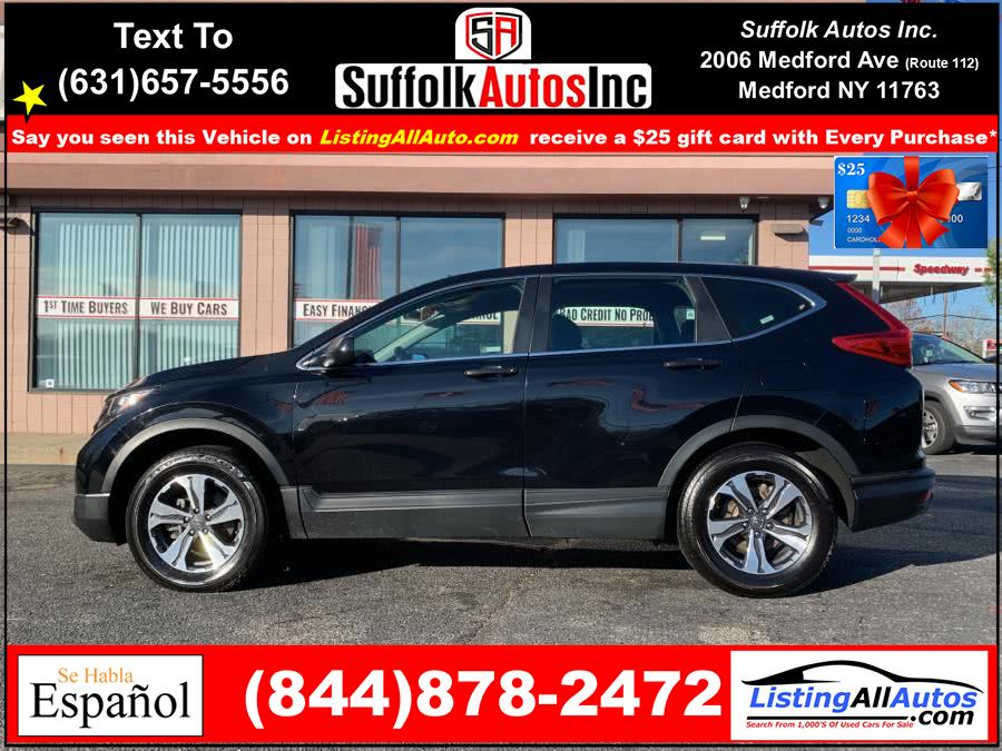 Used Honda CR-V LX AWD 2019 | www.ListingAllAutos.com. Patchogue, New York