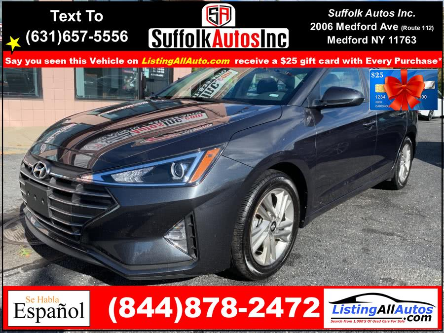 Used 2020 Hyundai Elantra in Patchogue, New York | www.ListingAllAutos.com. Patchogue, New York