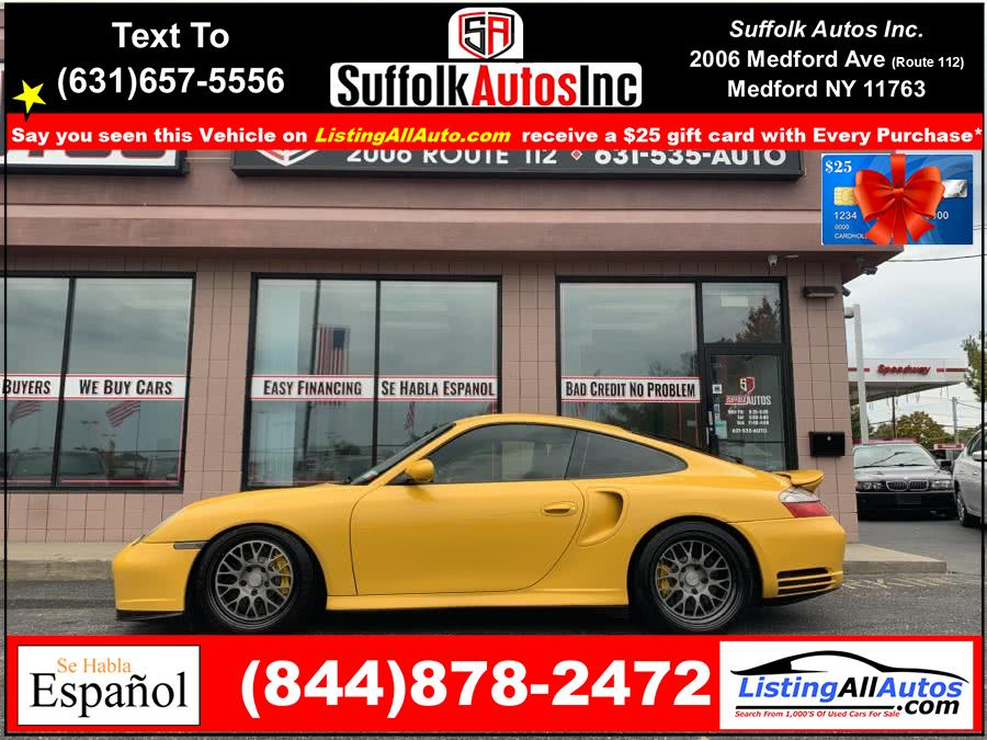 Used 2003 Porsche 911 Carrera in Patchogue, New York | www.ListingAllAutos.com. Patchogue, New York