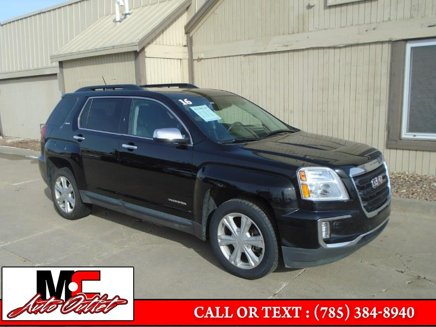 Used 2016 GMC Terrain in Colby, Kansas | M C Auto Outlet Inc. Colby, Kansas