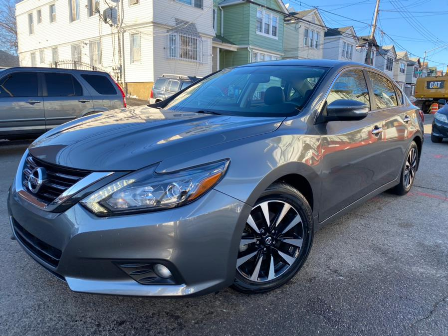 Used 2018 Nissan Altima in Jamaica, New York | Sunrise Autoland. Jamaica, New York