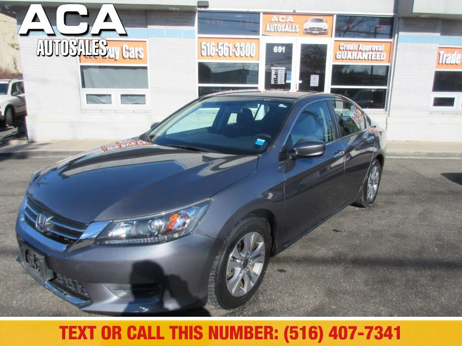 Used 2015 Honda Accord Sedan in Lynbrook, New York | ACA Auto Sales. Lynbrook, New York