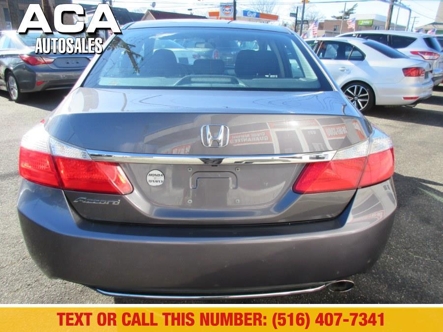 Used Honda Accord Sedan 4dr I4 CVT LX 2015 | ACA Auto Sales. Lynbrook, New York