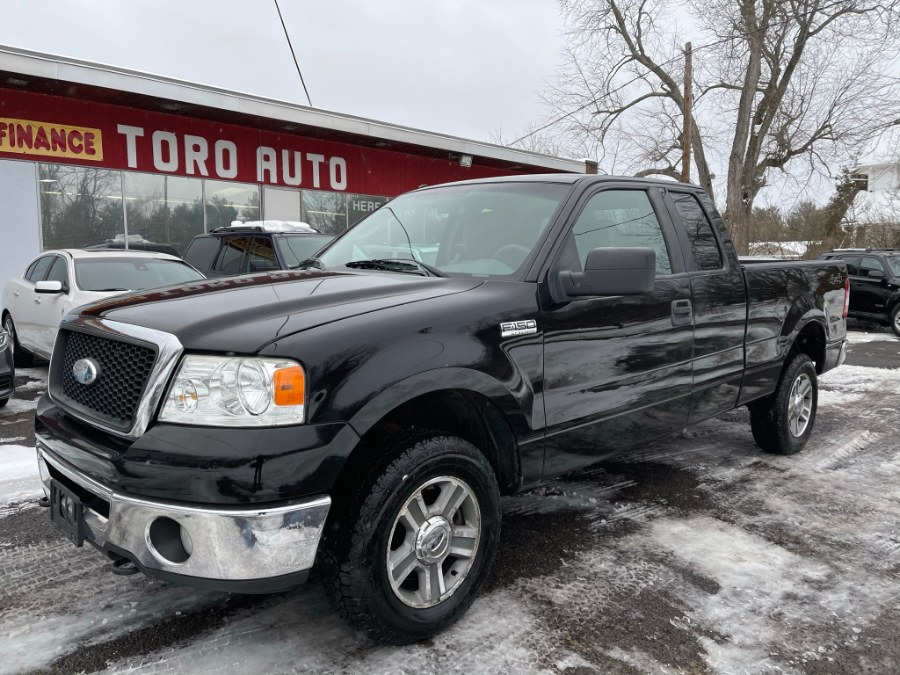 Used 2007 Ford F-150 in East Windsor, Connecticut | Toro Auto. East Windsor, Connecticut