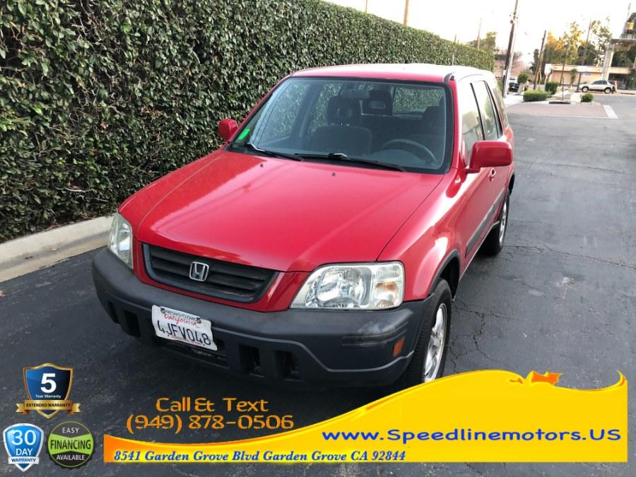 Used 2000 Honda CR-V in Garden Grove, California | Speedline Motors. Garden Grove, California