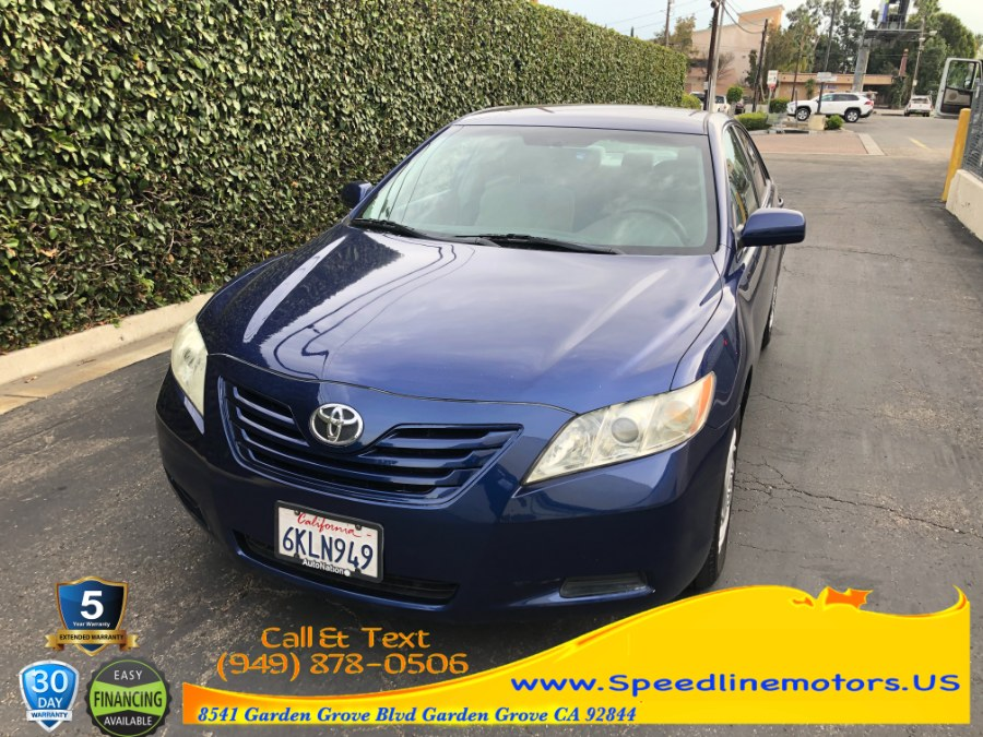 Used 2008 Toyota Camry in Garden Grove, California | Speedline Motors. Garden Grove, California