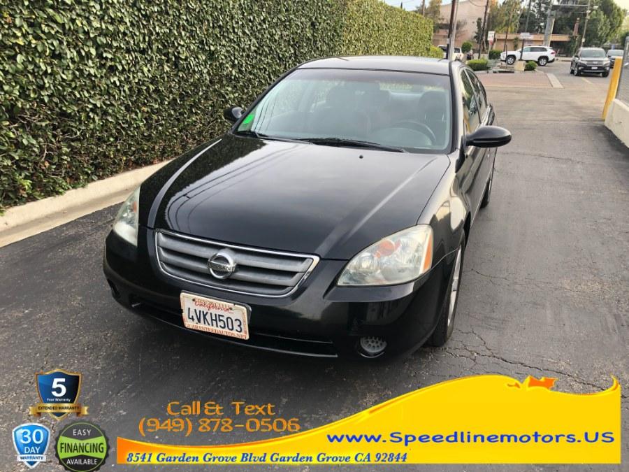 Used 2002 Nissan Altima in Garden Grove, California | Speedline Motors. Garden Grove, California