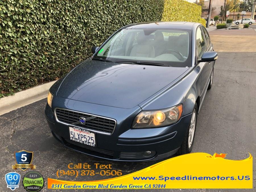 Used 2005 Volvo S40 in Garden Grove, California | Speedline Motors. Garden Grove, California