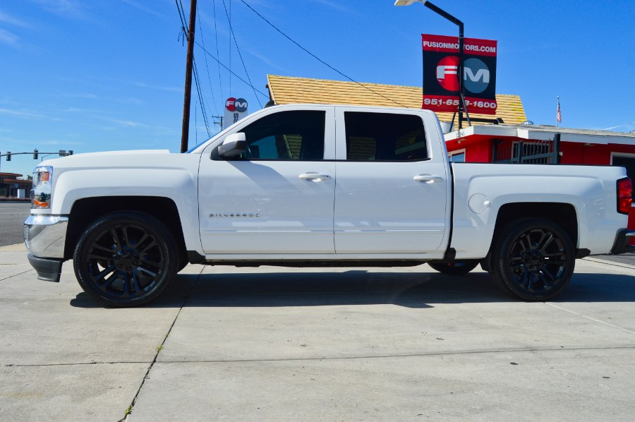 "Used Chevrolet Silverado 1500 2WD Crew Cab 143.5"" LT w/1LT 2017 