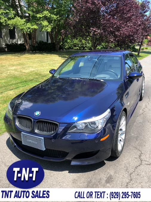 Used BMW 5 Series 4dr Sdn M5 RWD 2008 | TNT Auto Sales USA inc. Bronx, New York